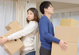 婚姻費用(別居中の生活費)の請求