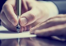 遺言書の書き方